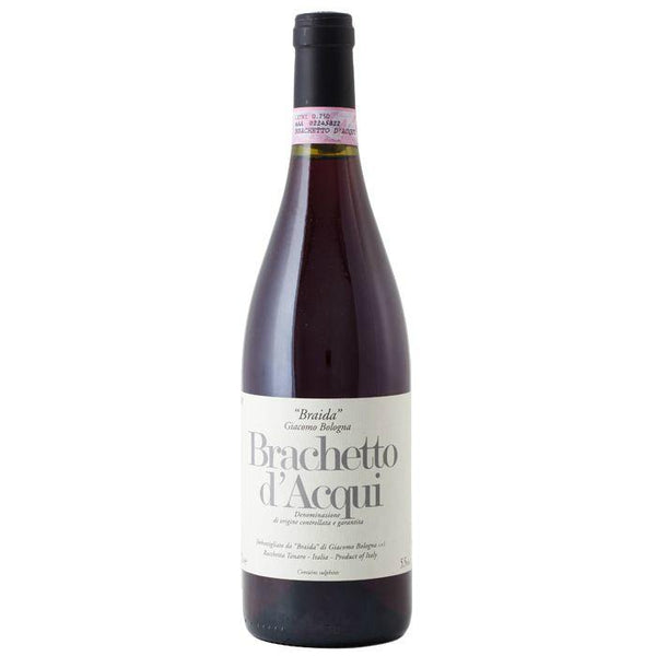Braida Brachetto d'Acqui - Grain & Vine | Curated Wines, Rare Bourbon and Tequila Collection