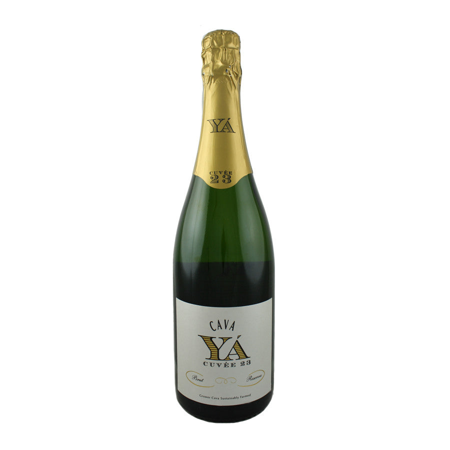 Sumarroca Cava Ya Cuvee 23 Brut Reserve - Grain & Vine | Curated Wines, Rare Bourbon and Tequila Collection