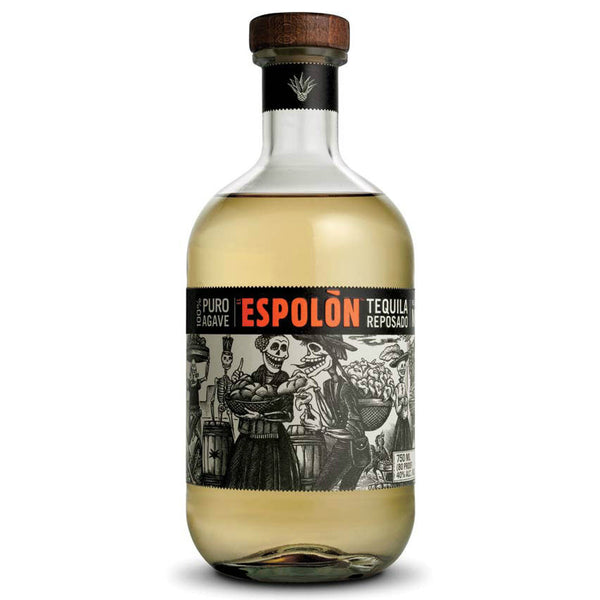 Espolon Tequila Reposado - Grain & Vine | Curated Wines, Rare Bourbon and Tequila Collection