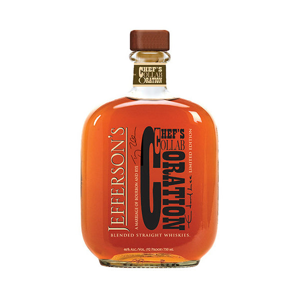 e6ff116e499 Jefferson s Chef s Collaboration Blended Straight Whiskey - Grain   Vine