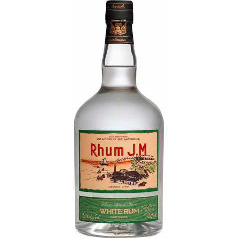 Rhum J.M White Rum - Grain & Vine | Curated Wines, Rare Bourbon and Tequila Collection