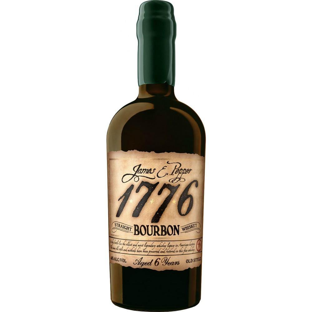 James E. Pepper 1776 Straight Bourbon Whiskey - Grain & Vine | Curated Wines, Rare Bourbon and Tequila Collection