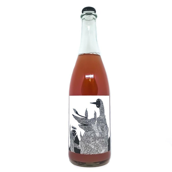 Brooklyn Cider House Wild Rose Cider