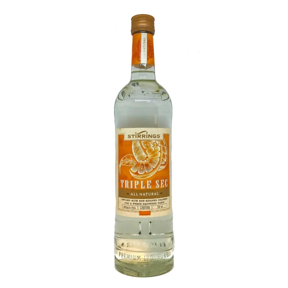 Stirrings Liqueur Triple Sec - Grain & Vine | Curated Wines, Rare Bourbon and Tequila Collection