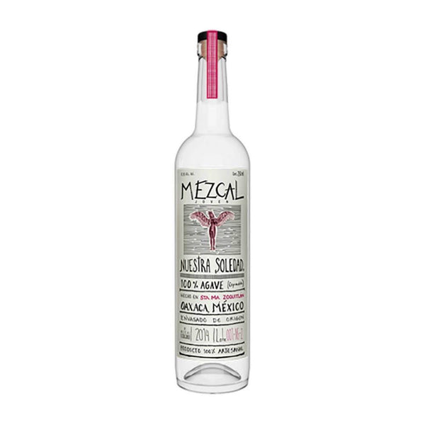 Nuestra Soledad Santa Maria Zoquitlan Mezcal - Grain & Vine | Curated Wines, Rare Bourbon and Tequila Collection