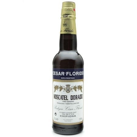 Bodegas Cesar Florido Moscatel Dorado - Grain & Vine | Curated Wines, Rare Bourbon and Tequila Collection