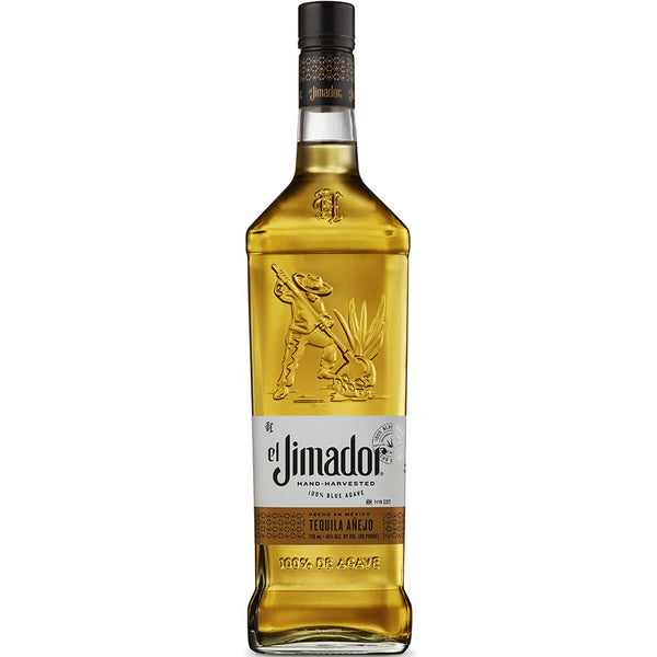 El Jimador Tequila Anejo - Grain & Vine | Curated Wines, Rare Bourbon and Tequila Collection