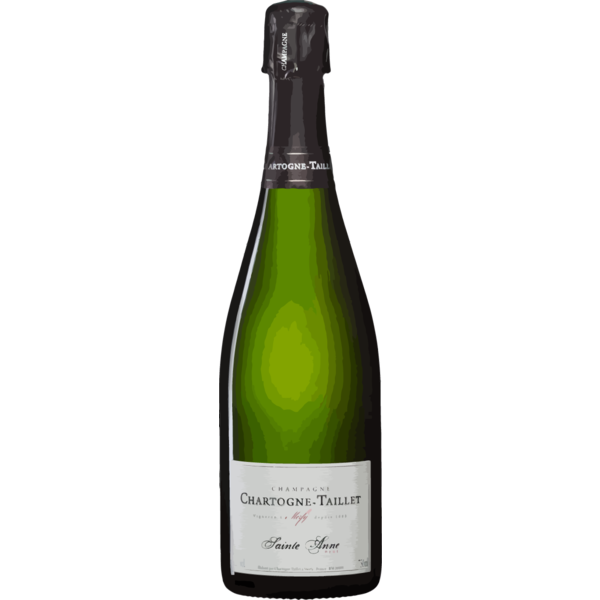 Chartogne-Taillet Cuvee Ste.-Anne Champagne - Grain & Vine | Curated Wines, Rare Bourbon and Tequila Collection