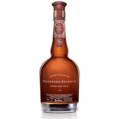 Master's Collection Woodford Reserve Cherry Wood Smoke Barley Kentucky Straight Bourbon Whiskey - Grain & Vine | Curated Wines, Rare Bourbon and Tequila Collection