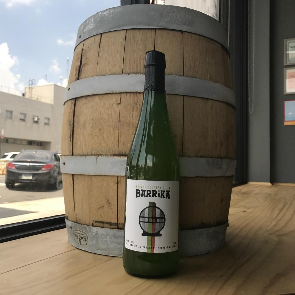 Barrika Basque Country Cider - Grain & Vine | Curated Wines, Rare Bourbon and Tequila Collection
