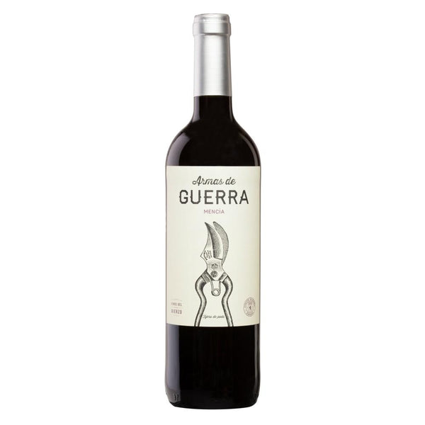 Armas de Guerra Bierzo Mencia - Grain & Vine | Curated Wines, Rare Bourbon and Tequila Collection