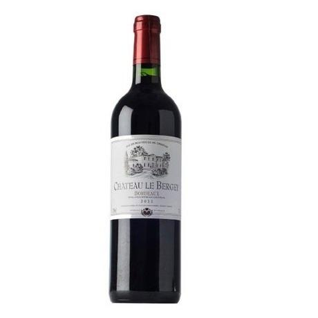 Chateau Le Bergey Bordeaux - Grain & Vine | Curated Wines, Rare Bourbon and Tequila Collection
