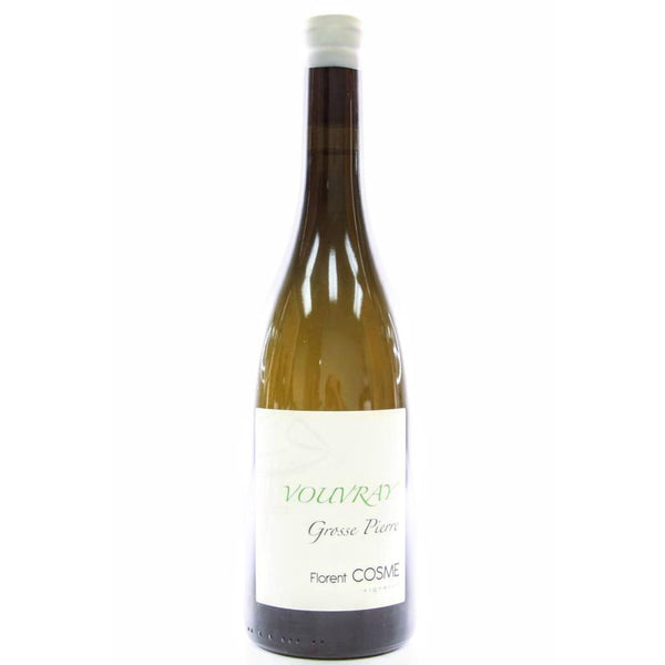 Floren Cosme Vouvray Sec Grosse Pierre - Grain & Vine | Curated Wines, Rare Bourbon and Tequila Collection
