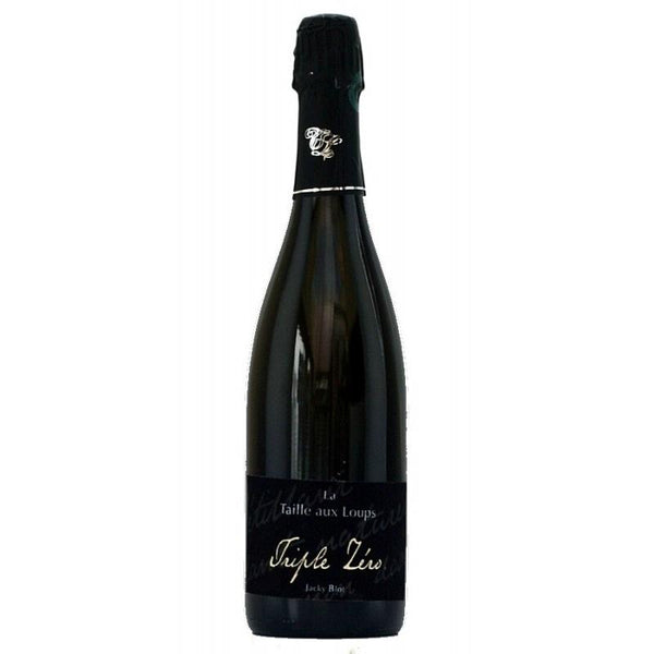 Domaine de la Taille Aux Loups Montlouis-sur-Loire Brut Triple Zero - Grain & Vine | Curated Wines, Rare Bourbon and Tequila Collection