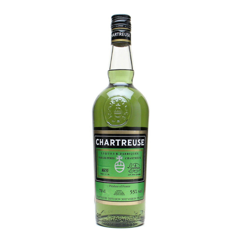 Chartreuse Green - Grain & Vine | Curated Wines, Rare Bourbon and Tequila Collection