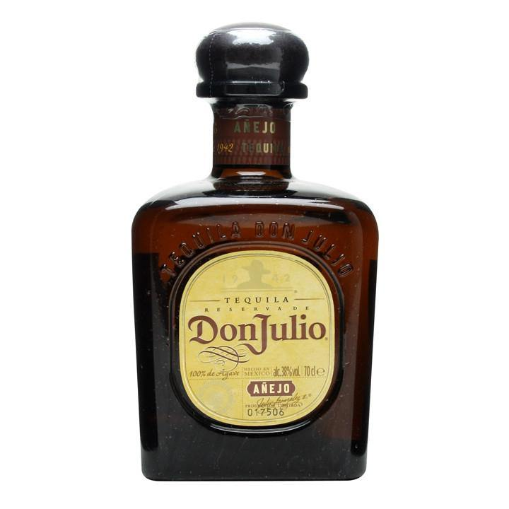 Don Julio Tequila Anejo - Grain & Vine | Curated Wines, Rare Bourbon and Tequila Collection