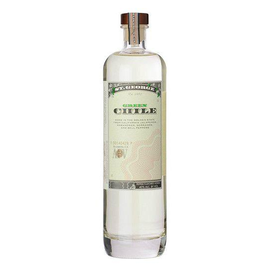 St. George Spirits Green Chile Vodka - Grain & Vine | Curated Wines, Rare Bourbon and Tequila Collection