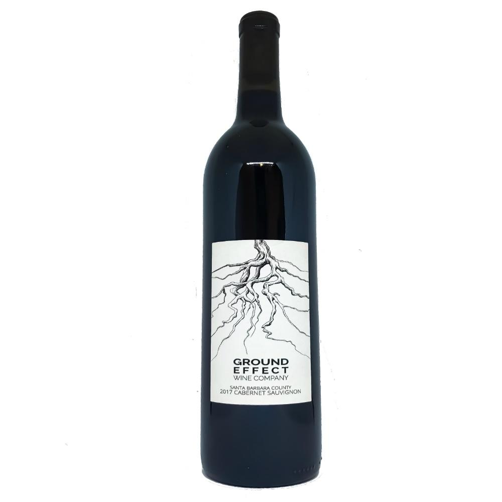 Ground Effect Wine Company Santa Ynez Valley Cabernet Sauvignon - Grain & Vine | Curated Wines, Rare Bourbon and Tequila Collection