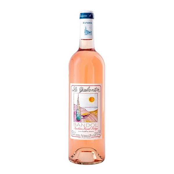 Domaine Le Galantin Bandol Rose - Grain & Vine | Curated Wines, Rare Bourbon and Tequila Collection