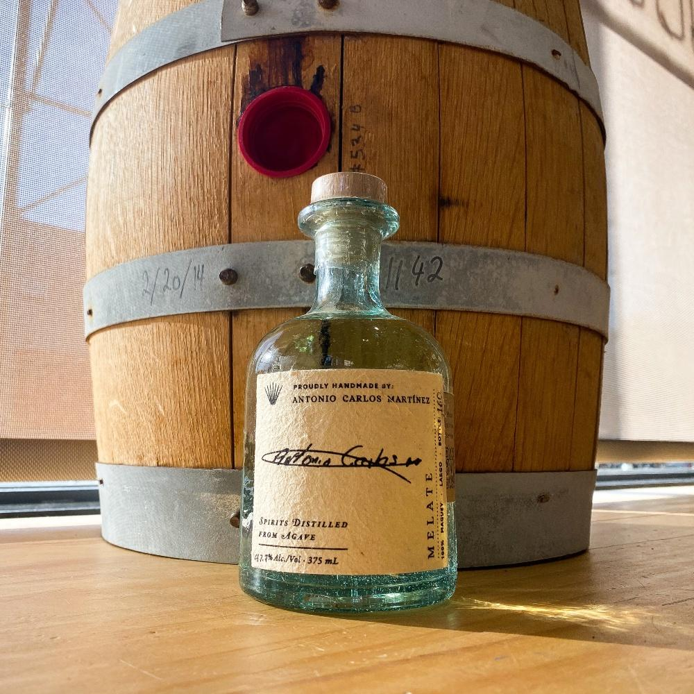Maguey Melate Largo Antonio Martinez Mezcal - Grain & Vine | Curated Wines, Rare Bourbon and Tequila Collection