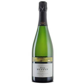 Yves Ruffin Champagne 1er Cru Extra Brut - Grain & Vine | Curated Wines, Rare Bourbon and Tequila Collection