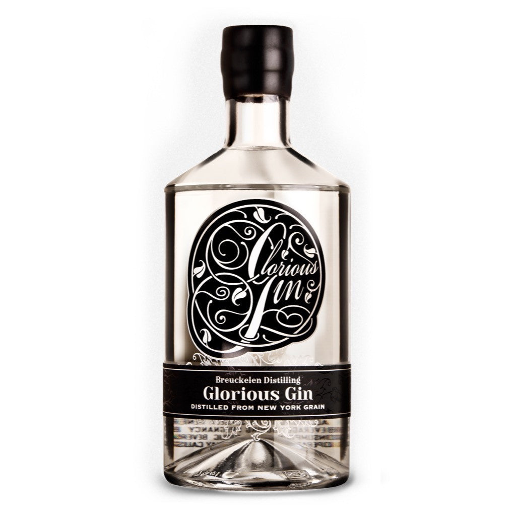 Breuckelen Distilling Glorious Gin - Grain & Vine | Curated Wines, Rare Bourbon and Tequila Collection