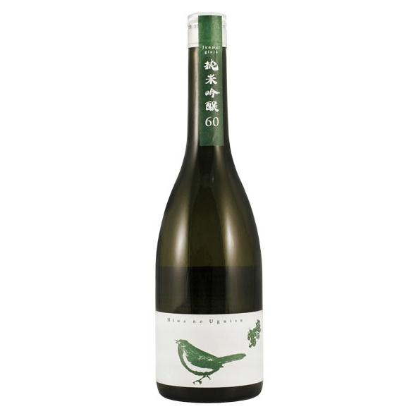 Niwa no Uguisu 60 Junmai Ginjo Sake - Grain & Vine | Curated Wines, Rare Bourbon and Tequila Collection