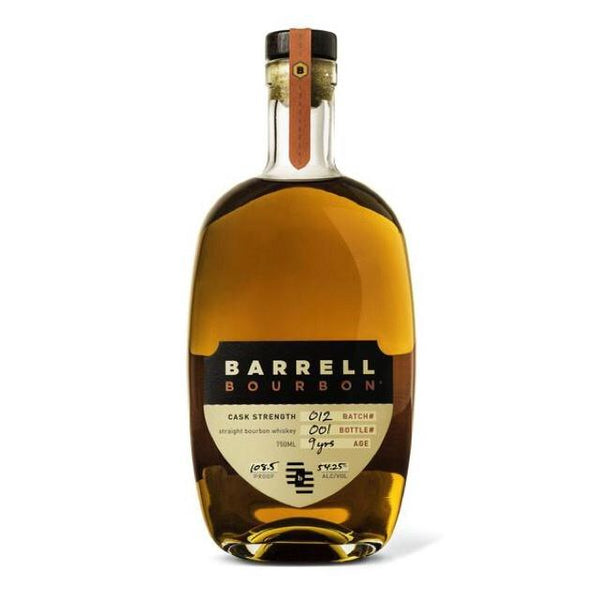 Barrell Bourbon Batch #12 - Grain & Vine | Curated Wines, Rare Bourbon and Tequila Collection
