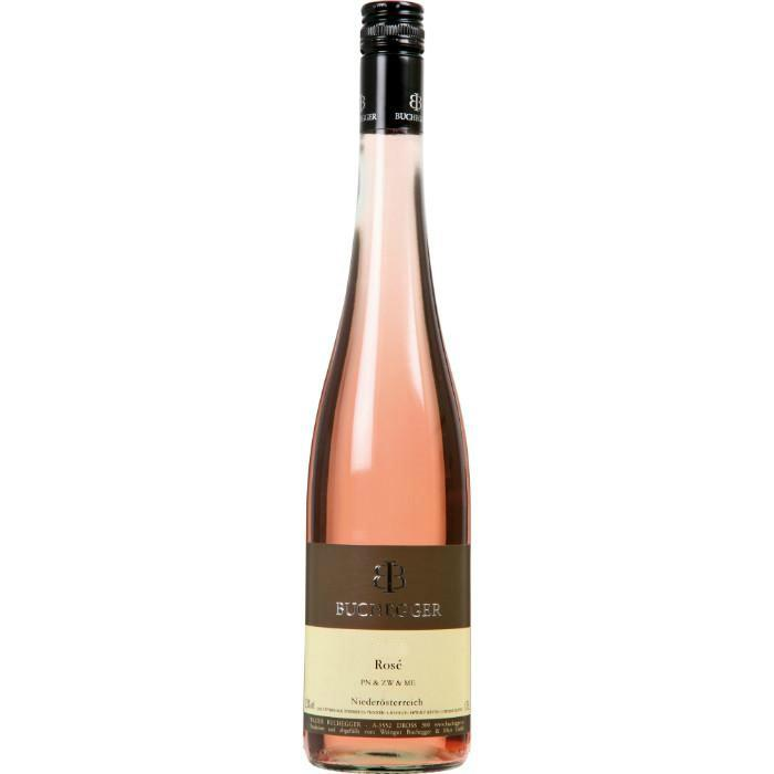 Buchegger Pinot Noir Rose - Grain & Vine | Curated Wines, Rare Bourbon and Tequila Collection