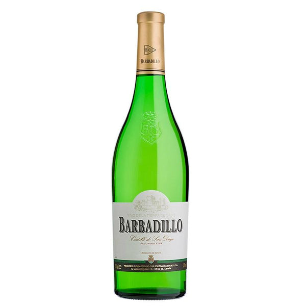 Bodegas Barbadillo Castillo de San Diego Palomino Fina - Grain & Vine | Curated Wines, Rare Bourbon and Tequila Collection