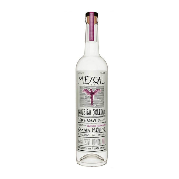 Nuestra Soledad Lachigui Miahuatlan Mezcal - Grain & Vine | Curated Wines, Rare Bourbon and Tequila Collection
