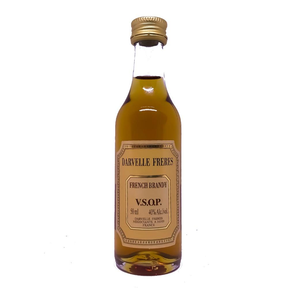 Darvelle Freres VSOP Brandy - Grain & Vine | Curated Wines, Rare Bourbon and Tequila Collection
