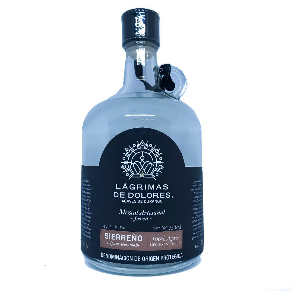 Lagrimas de Dolores Sierreno Mezcal - Grain & Vine | Curated Wines, Rare Bourbon and Tequila Collection