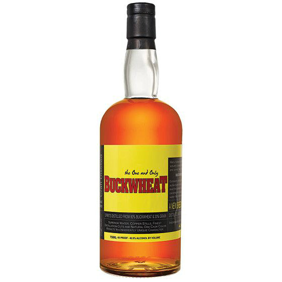 Catskill Distilling Company The One and Only Buckwheat Whiskey - Grain & Vine | Curated Wines, Rare Bourbon and Tequila Collection