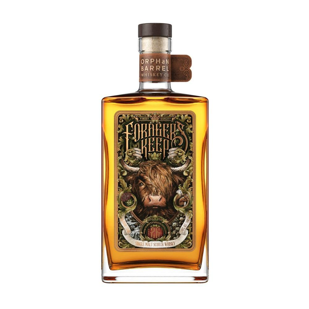 Orphan Barrel Forager's Keep 26 Year Old Single Malt Scotch - Grain & Vine | Curated Wines, Rare Bourbon and Tequila Collection
