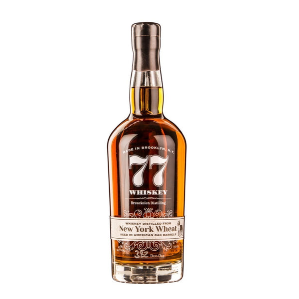 Breuckelen Distilling 77 Whiskey New York Wheat - Grain & Vine | Curated Wines, Rare Bourbon and Tequila Collection