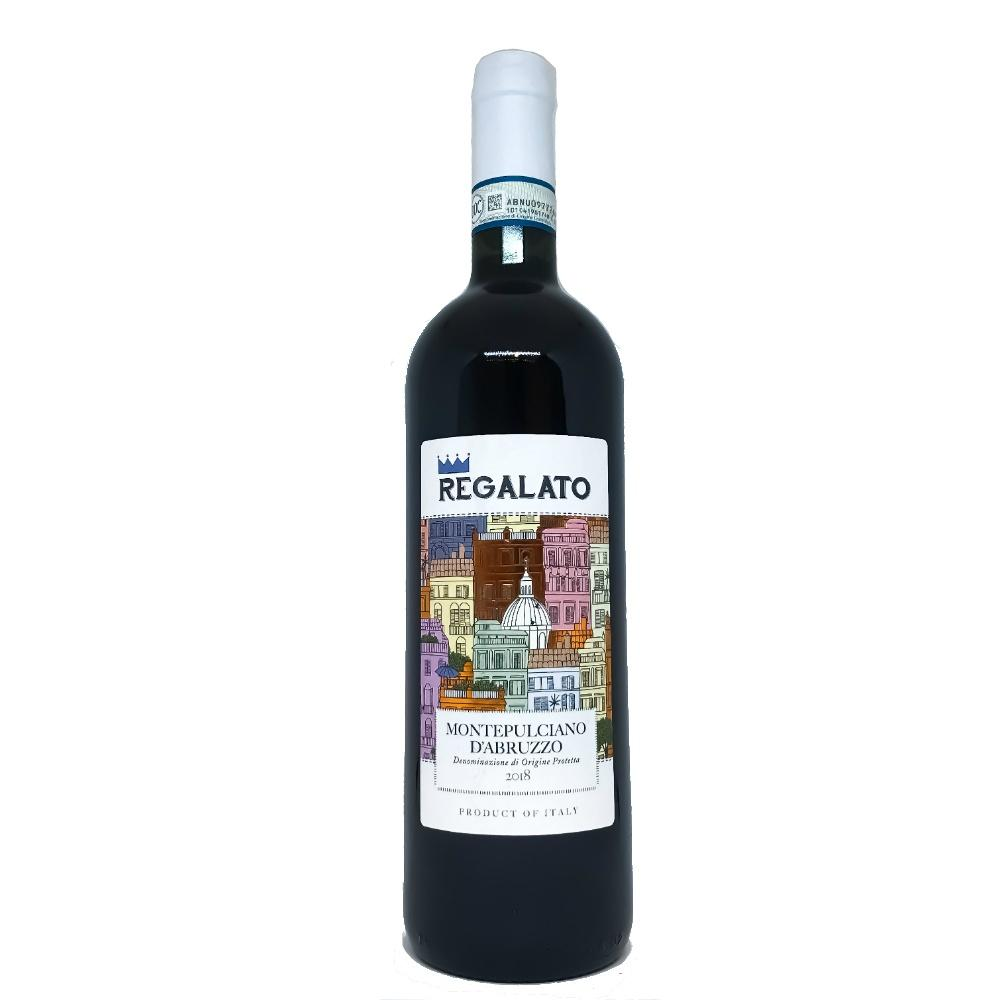 Regalato Montepulciano - Grain & Vine | Curated Wines, Rare Bourbon and Tequila Collection