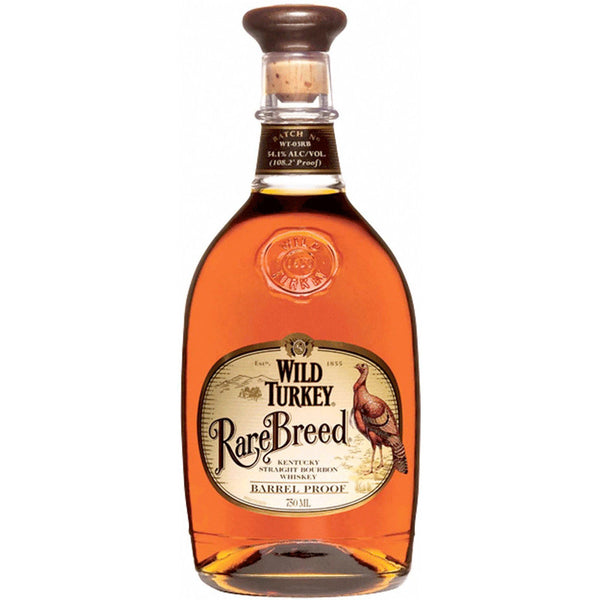 Wild Turkey Rare Breed Kentucky Straight Bourbon Whiskey - Grain & Vine | Curated Wines, Rare Bourbon and Tequila Collection