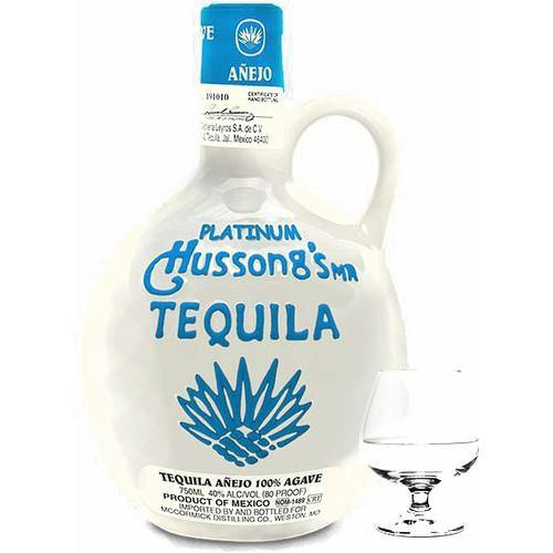 Mr Hussong's Anejo Platinum Tequila - Grain & Vine | Curated Wines, Rare Bourbon and Tequila Collection