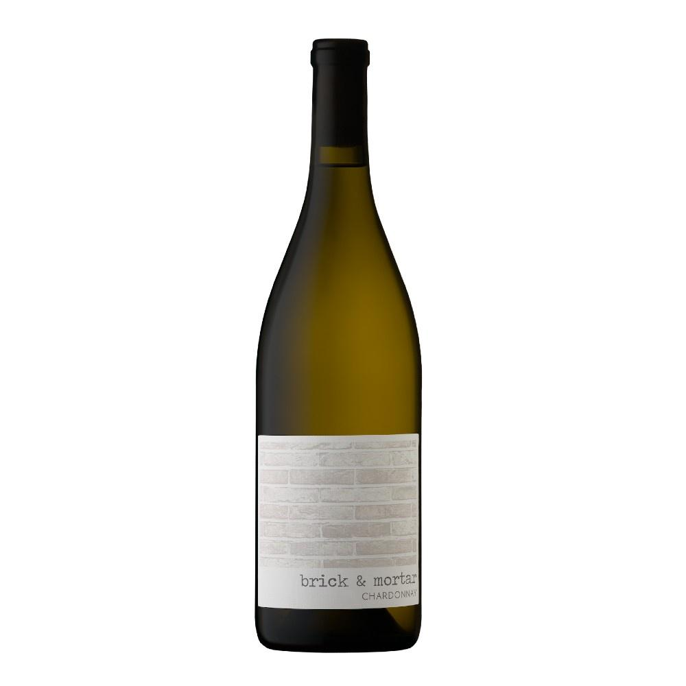 Brick & Mortar Anderson Valley Chardonnay - Grain & Vine | Curated Wines, Rare Bourbon and Tequila Collection