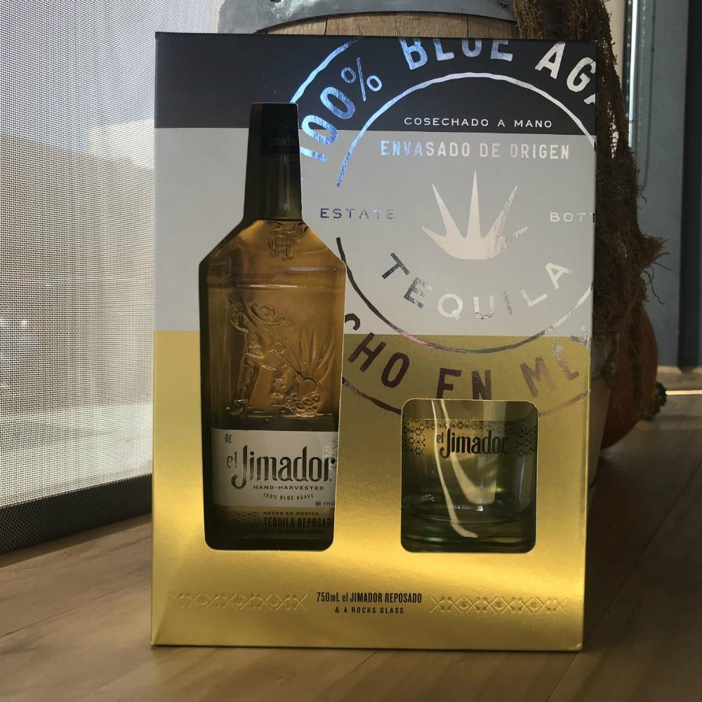 El Jimador Reposado Tequila Gift Set - Grain & Vine | Curated Wines, Rare Bourbon and Tequila Collection