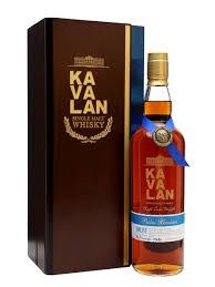 Kavalan Solist Pedro Ximenez Sherry Cask Strength Single Malt Taiwanese Whisky
