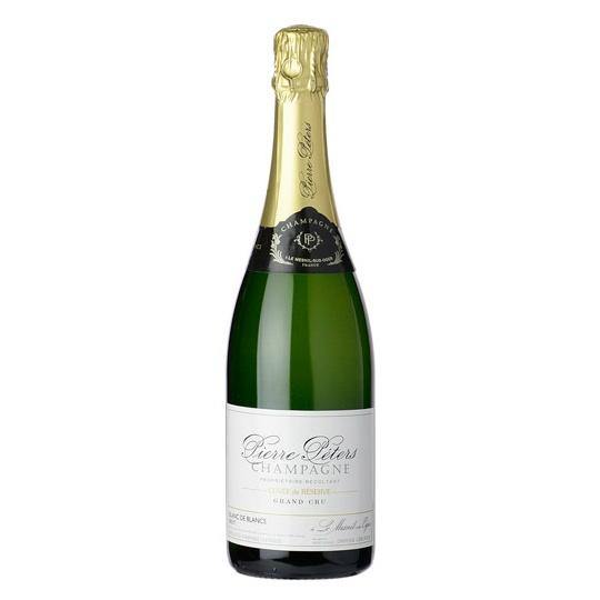 Pierre Peters Cuvee Reserve Grand Cru Champagne - Grain & Vine | Curated Wines, Rare Bourbon and Tequila Collection