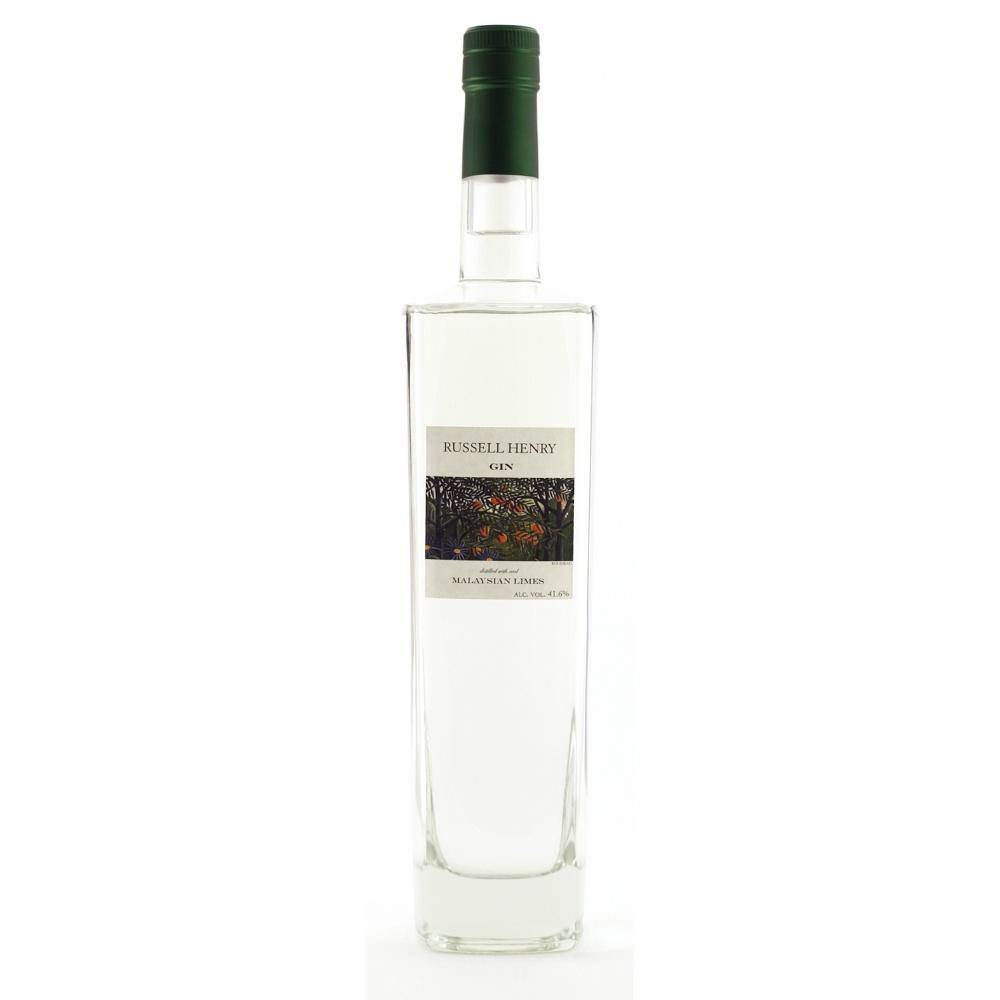 Russell Henry Malaysian Lime Gin - Grain & Vine | Curated Wines, Rare Bourbon and Tequila Collection