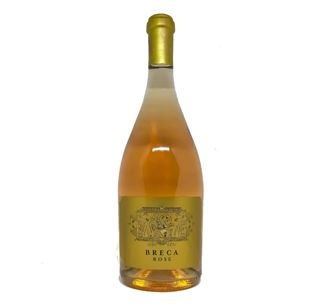 Bodegas Breca Rose - Grain & Vine | Curated Wines, Rare Bourbon and Tequila Collection