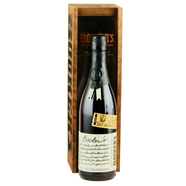 "Booker's ""Sip Awhile"" Kentucky Straight Bourbon Whiskey - Grain & Vine 