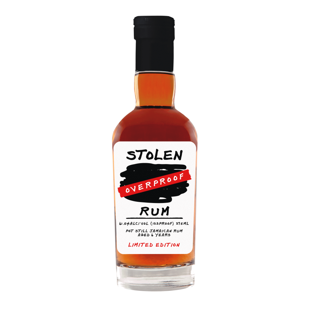 Stolen Overproof Rum - Grain & Vine | Curated Wines, Rare Bourbon and Tequila Collection