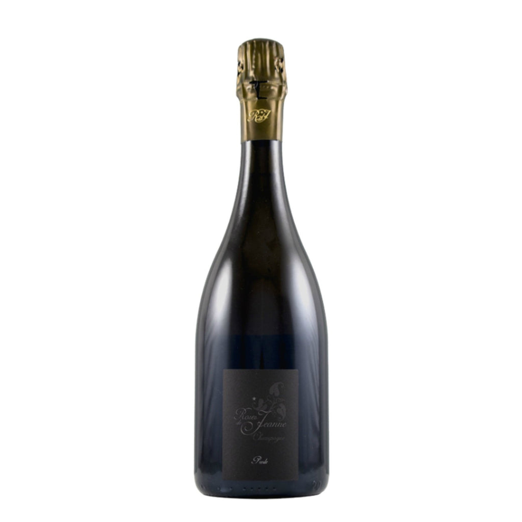 Cedric Bouchard Roses de Jeanne Presle Blanc de Noirs Champagne - Grain & Vine | Curated Wines, Rare Bourbon and Tequila Collection