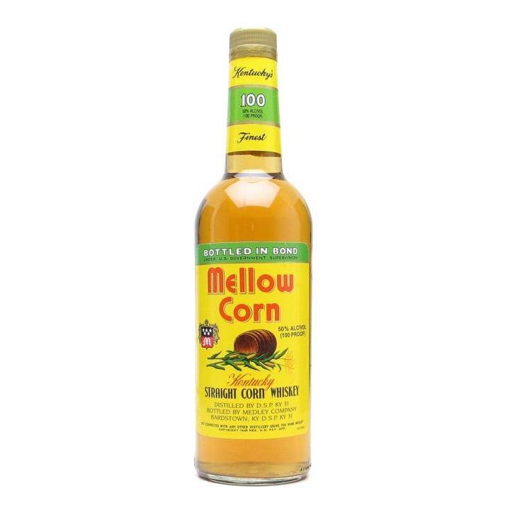 Mellow Corn Kentucky Corn Whiskey - Grain & Vine | Curated Wines, Rare Bourbon and Tequila Collection