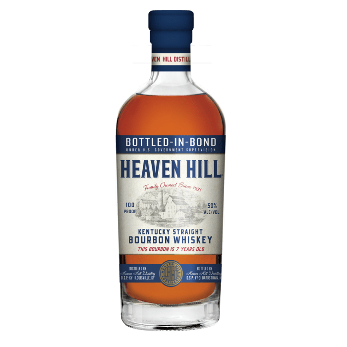 Heaven Hill 7 Years Bottled in Bond Kentucky Straight Bourbon Whiskey - Grain & Vine | Curated Wines, Rare Bourbon and Tequila Collection